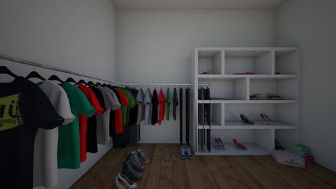wardrobe  - by swirlyAj