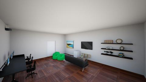 studio 20 - Modern - Living room  - by slothiologist