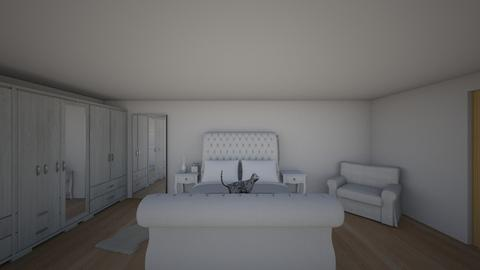 2019 Bedroom REDESIGN1 - Minimal - Bedroom  - by lala073