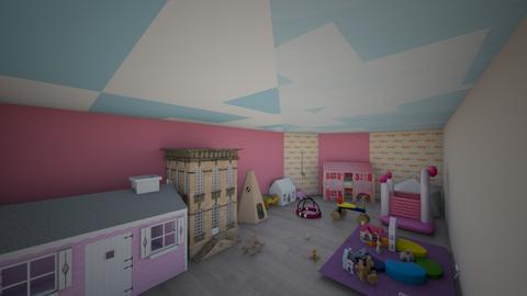 Naomie house - by fdbhfrfrh