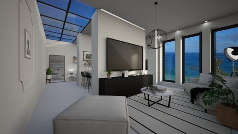arpex - Living room  - by diegobbf