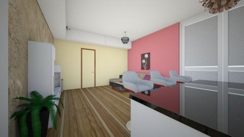living room - Living room  - by Kristina Velikova