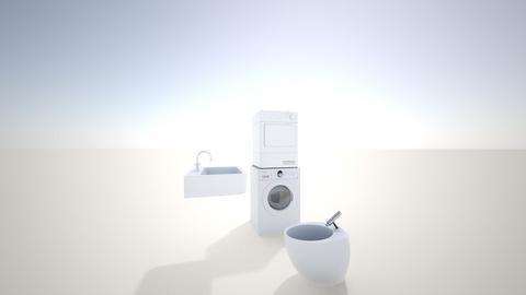 test - Bathroom  - by Christian Grioni