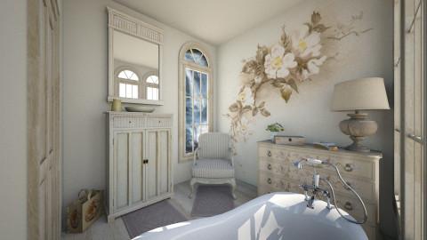 bohemian - Bathroom  - by deleted_1550519236_sorroweenah