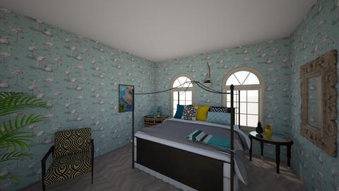 MaxBed - Bedroom - by svlanaa