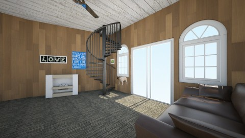 Lovely Living Room - Living room  - by WuzKeeily