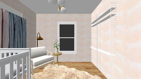 nursery - Bedroom  - by IreneH0201