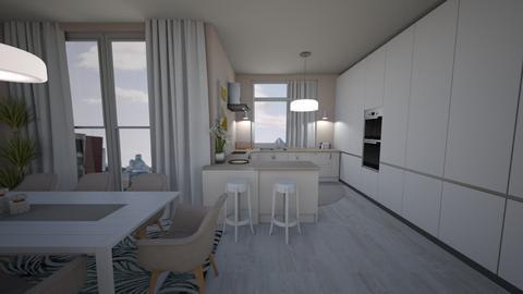 Zeynep - Kitchen  - by zeynep1