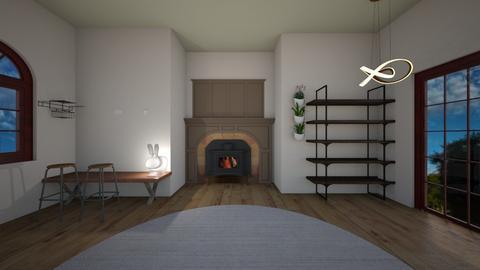 Rome - Minimal - Living room  - by Mimi chayapa
