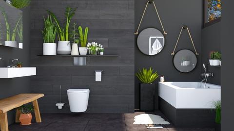 Urban Jungle - Bathroom  - by seth96