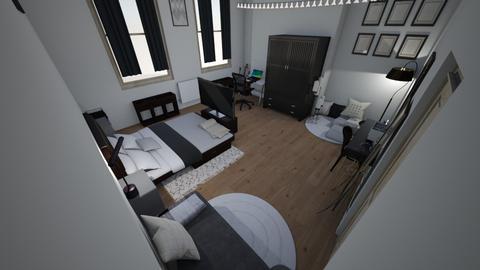 Bedroom right now - by Josancio1