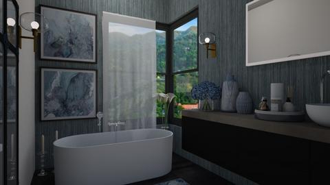 Zeynep - Bathroom  - by zeynep1