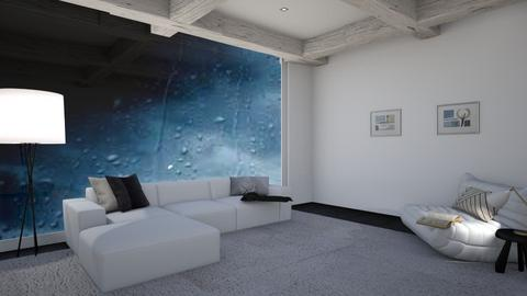 A Stormy Day - Minimal - Living room  - by t a e