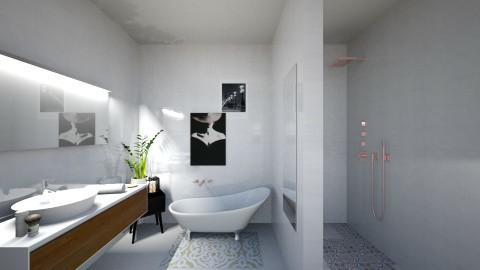 Bathroom - by EstherM