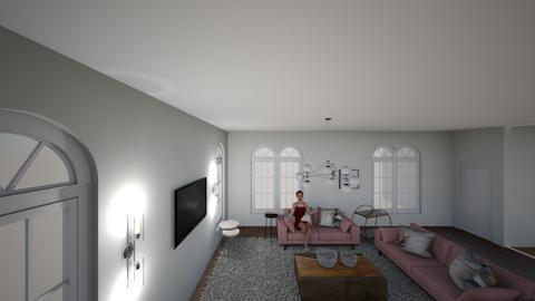 q - Living room  - by levissa