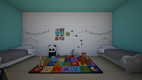 terminar - Kids room  - by serpente