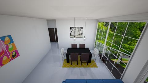 Privado178 DinningRoom V1 - Living room - by Sally Haridi