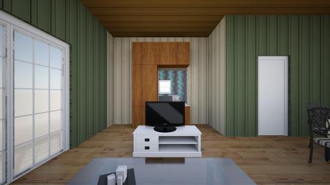 3D Apartment for disabled - Modern - by khbkjgjvu