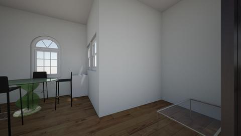 second floor  - by rissa estrella
