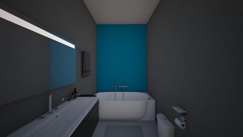 prueba 1 - Modern - Bathroom - by HARCHO