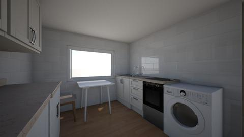dol kuchnia 2 - Kitchen  - by martako88
