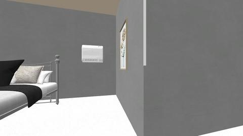 design room 1 - Bedroom  - by nafiso_1