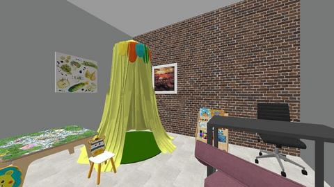 Bet - Office  - by niknakmaik
