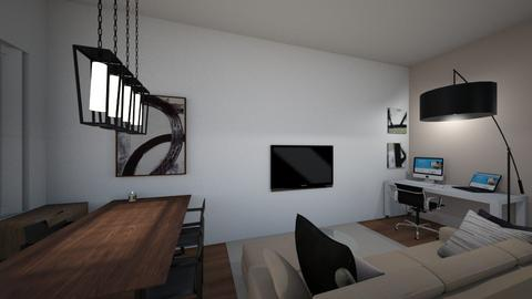 Home 2 - Living room  - by Design by Bodine