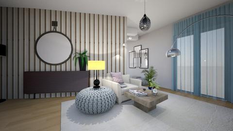 Modern chic - Living room  - by Livby