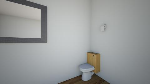 spanish Bathroom - Glamour - Bathroom  - by tleah