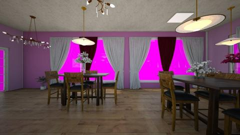 Dream cafe - Kitchen  - by _friedmomo_