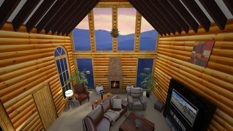 Mountain top cabin - by brdybnch0401