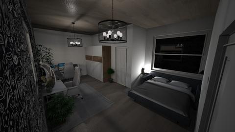 my bedroom - Bedroom  - by kath8033