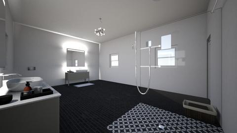 bathroom design - Bathroom  - by jwasko
