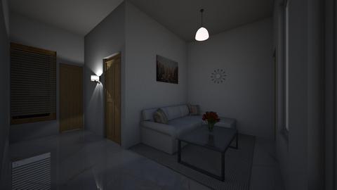 ryru - Living room  - by daviddptra