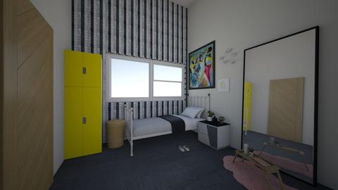 Joslyn_ollila_A1 - Bedroom - by SCMS FACS