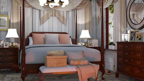 M_ FFD - Bedroom  - by milyca8