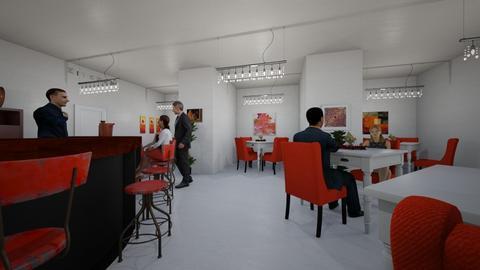 Orange Restaurant  - by jasmina1