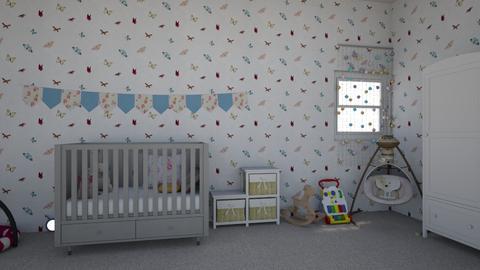 kid - Kids room  - by 12442942
