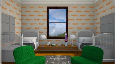 Julie And Jane - Modern - Kids room  - by 3rdfloor