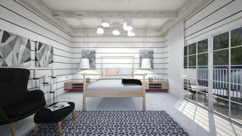 orit 800 - Bedroom  - by Orit Sander