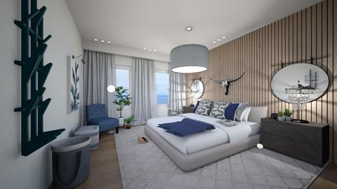 slaapkamer 2 app - Bedroom  - by valerietegenbos