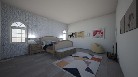 Dreamy - Bedroom - by HarryPotterFan101
