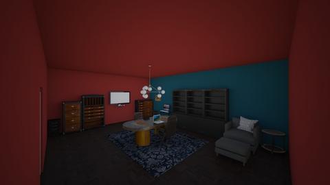 School Room_Vladimir - Office  - by Rsvo64