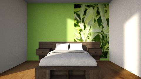 Sage Green Bedroom - Modern - by popovicso7