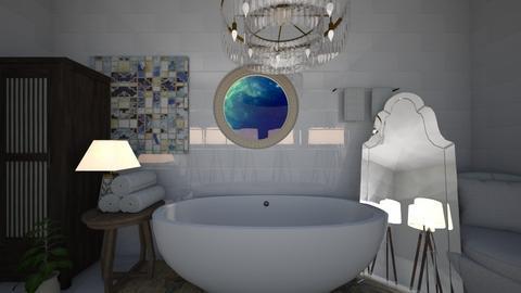 Relax remake - Modern - Bathroom  - by kiwimelon711