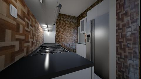 chidera owerri - Kitchen  - by jfx