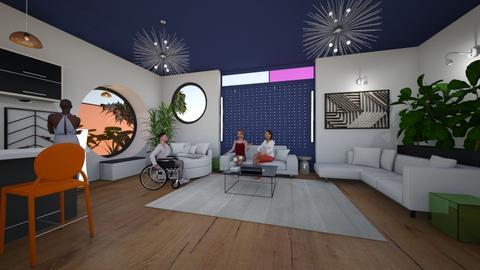 vibe lounge - Modern - by kat1016