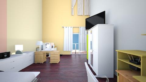 02112020_Bedroom - Modern - by Everybodyloveskm