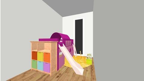 MAra - Bedroom - by NielsVos1
